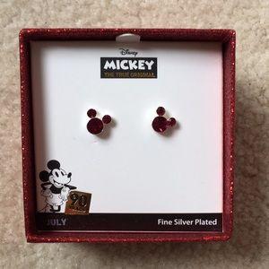 Disney Mickey stud earrings